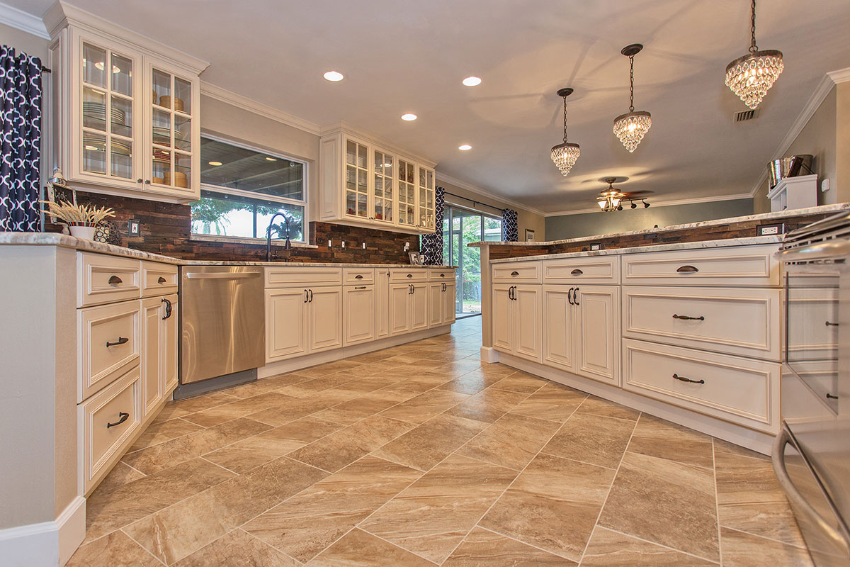 Golden Construction Services - Affordable Kitchen Remodeling - Palm Harbor Florida
