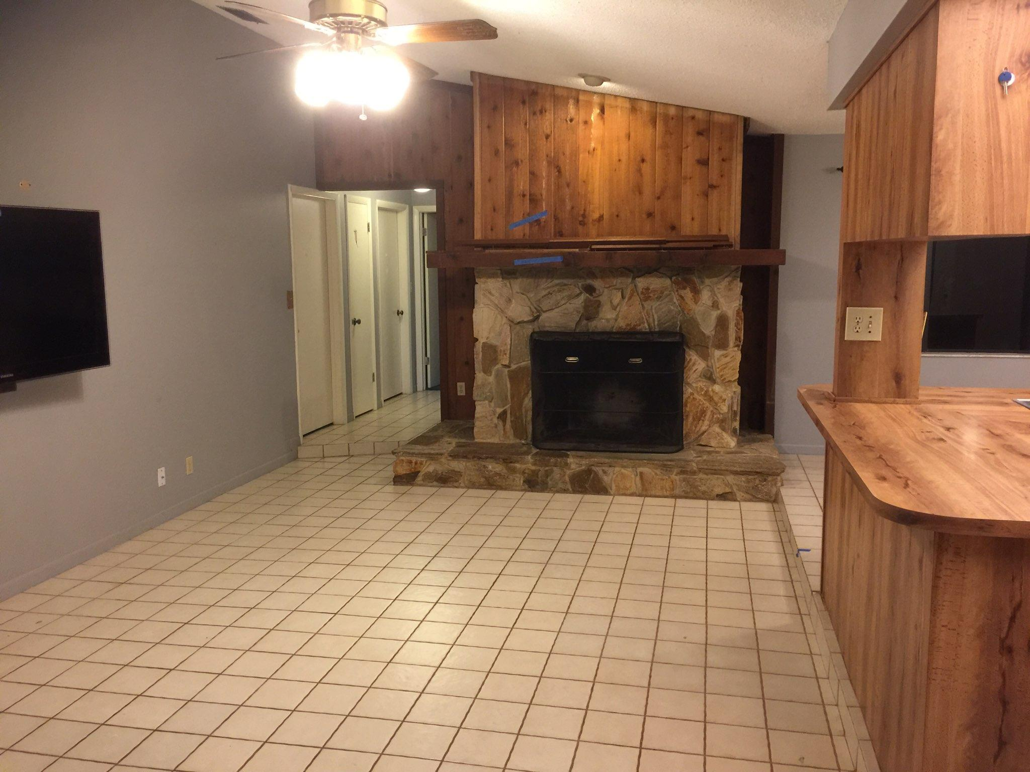 Hathaway Home Remodel - Before Picture 1